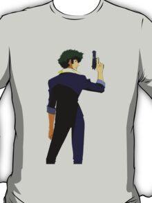 cowboy bebop spike spiegel anime manga shirt T-Shirt