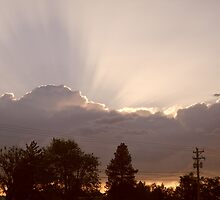 Clouds by Linc Brown