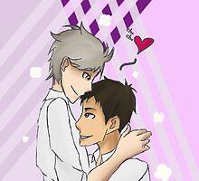 Daisuga Love by ochibiyo