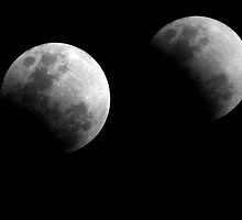 Partial Lunar Eclipse by Centralian Images