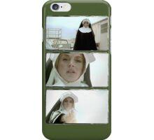 Machete Nun Stack 2 iPhone Case/Skin