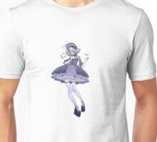Lolita with bats Unisex T-Shirt