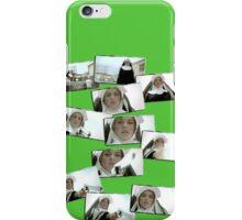 Machete Nun Stack 1 iPhone Case/Skin