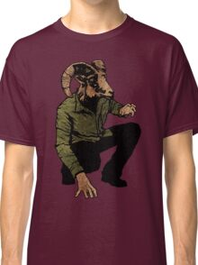 The Old Man Of The Mountain Classic T-Shirt