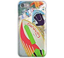 White Sand & Surfboards - Boracay iPhone Case/Skin