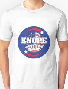knope 2012 Unisex T-Shirt