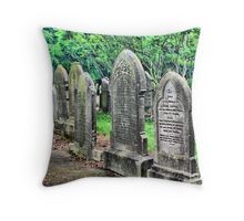 In Memory Of - HDR Throw Pillow