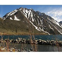 Lake Convict, Mammoth Lakes, CA Photographic Print