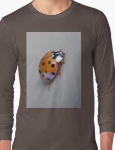 ©NS Beetle  Macro IA Long Sleeve T-Shirt