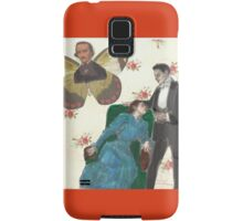 Poe Butterfly(please read description of this work) Samsung Galaxy Case/Skin