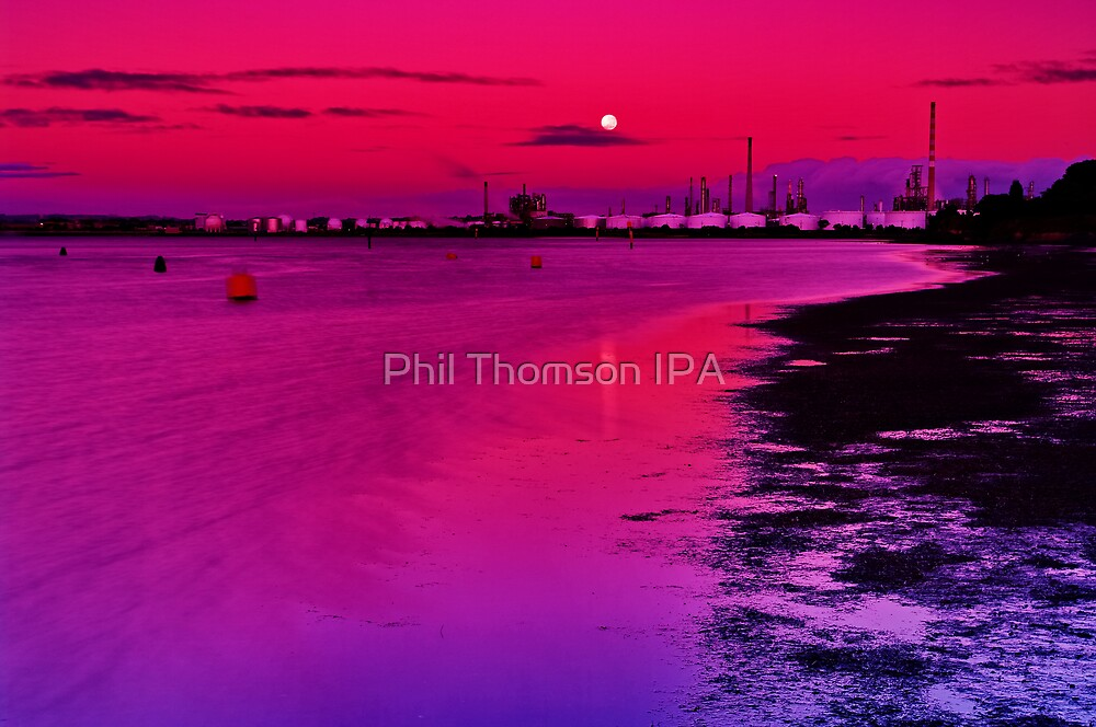 """Twilight Over Limeburners"" by Phil Thomson IPA"