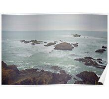 California rochedo Poster