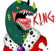 K!NG by ClockworkSharks