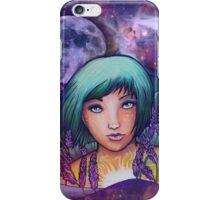 Galaxy Fields  iPhone Case/Skin