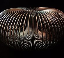 Endless Slinky by Barbara Morrison