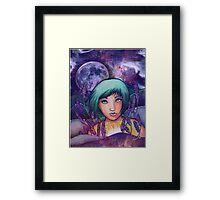 Galaxy Fields  Framed Print