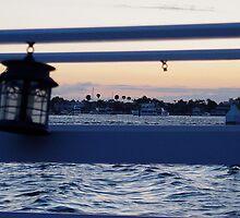 Tranquility- Balboa, Island, CA by Alima  Ravenscroft