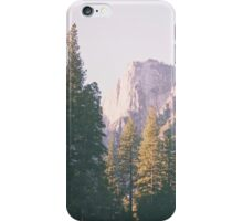 Yosemite iPhone Case/Skin