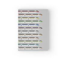 Monorail Fleet Hardcover Journal