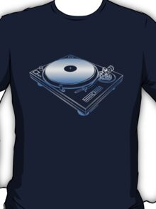Turntable too T-Shirt
