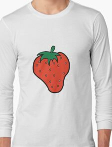 Superfruit Strawberry Merch Long Sleeve T-Shirt