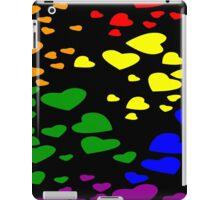 Love is Love Diversity Hearts iPad Case/Skin