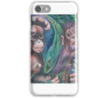 Great Apes iPhone Case/Skin