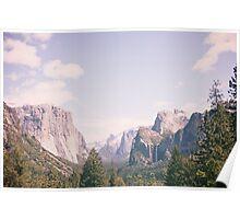 Yosemite beauty Poster
