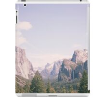 Yosemite beauty iPad Case/Skin
