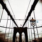 Brooklyn Bridge by leigh miller