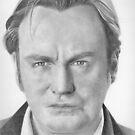 Philip Glenister aka Gene Hunt by Karen Townsend