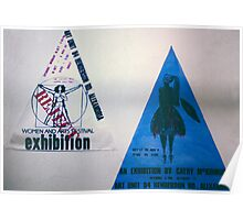 two small triad posters Poster