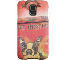 Dog Biscuits Samsung Galaxy Case/Skin
