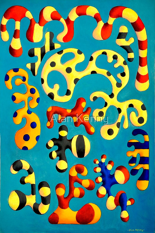Genetic currency by Alan Kenny