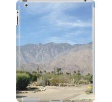 Desert Mountains iPad Case/Skin