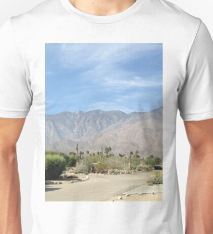 Desert Mountains Unisex T-Shirt