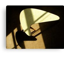 modernist shadow Canvas Print