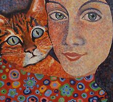 Purrfect Partners by Anni Morris