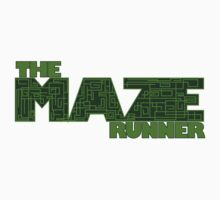 "The ""Mazed"" Runner Kids Tee"