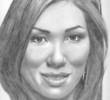 Michaela Conlin by Karen Townsend