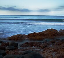 Saltwater at Sunset by Conor  O'Neill