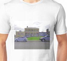 Queenscliffe Family Hotel, Kingscote, Kangaroo Island Unisex T-Shirt