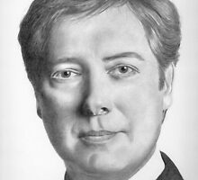 James  Spader by Karen Townsend