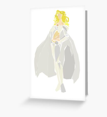 emma frost Greeting Card