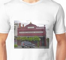Court House Hotel, Ballarat, Victoria, Australia (1857) Unisex T-Shirt