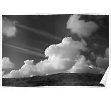Cloudscape, Isle of Lewis Poster
