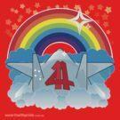 T-Shirt 14/85 (Public Office) by Kim Daniel by WEAR IT WITH PRIDE (ACON)