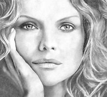 Michelle Pfeiffer by Karen Townsend