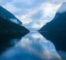 Doubtful Sound by Fay Padarin