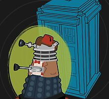 Daleks in Disguise - Eleventh Doctor by murphypop